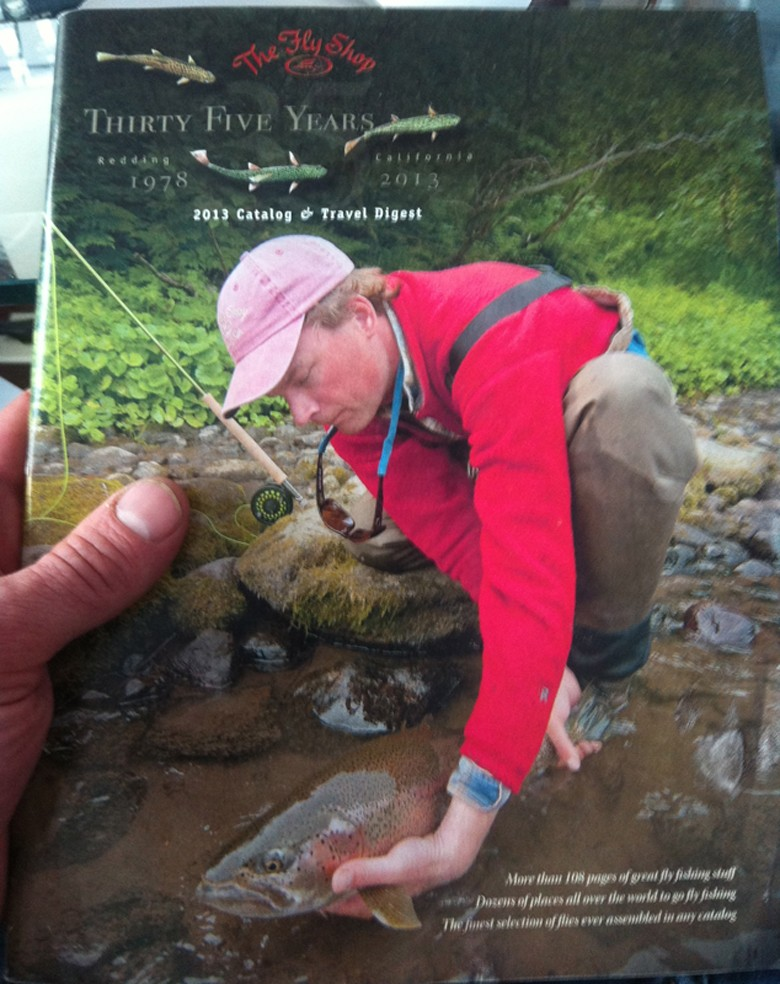 The Fly Shop – 2013 Catalog