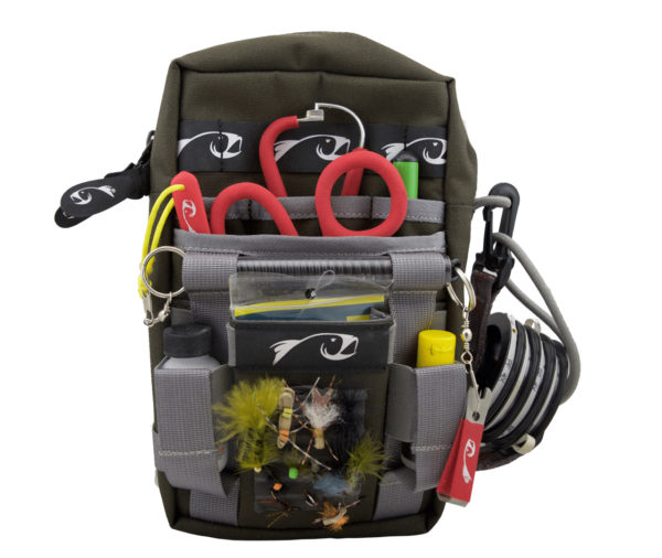 Flask Pack with all gear