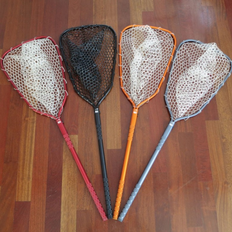 Great Net Review from our friends at Headhunters Fly Shop