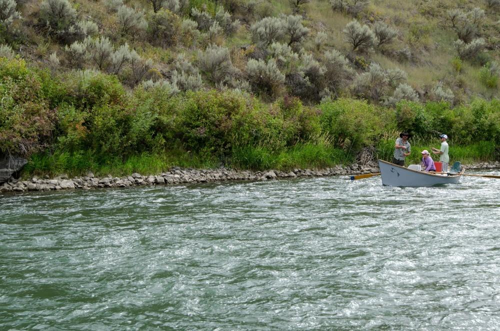 South Fork Snake River 2014