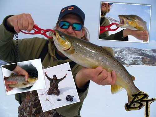 Lippa4Life ice fishing
